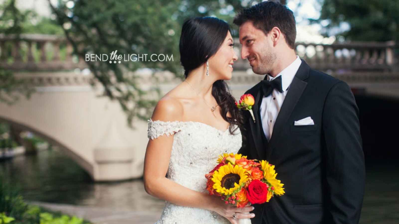 San Antonio Wedding Venues - Bridal Couple