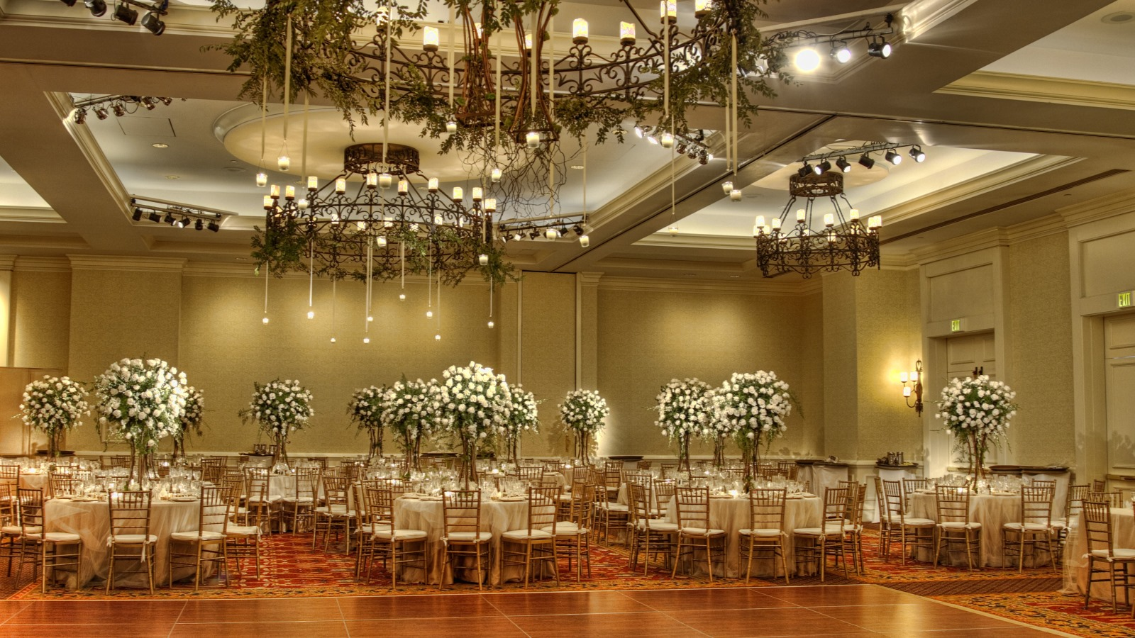 San Antonio Wedding Venues - Ballroom