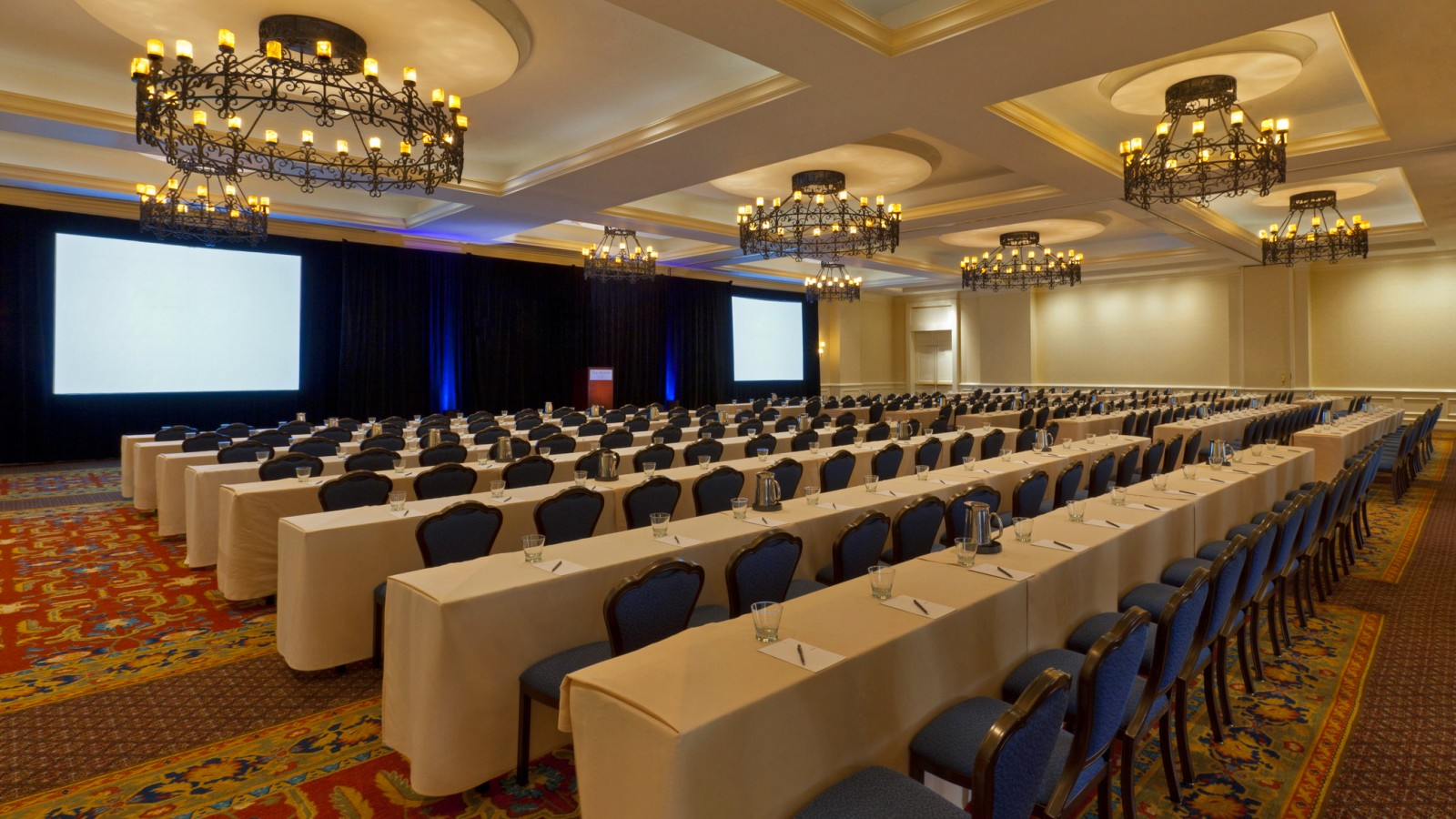 San Antonio Meeting Room - Navarro Ballroom