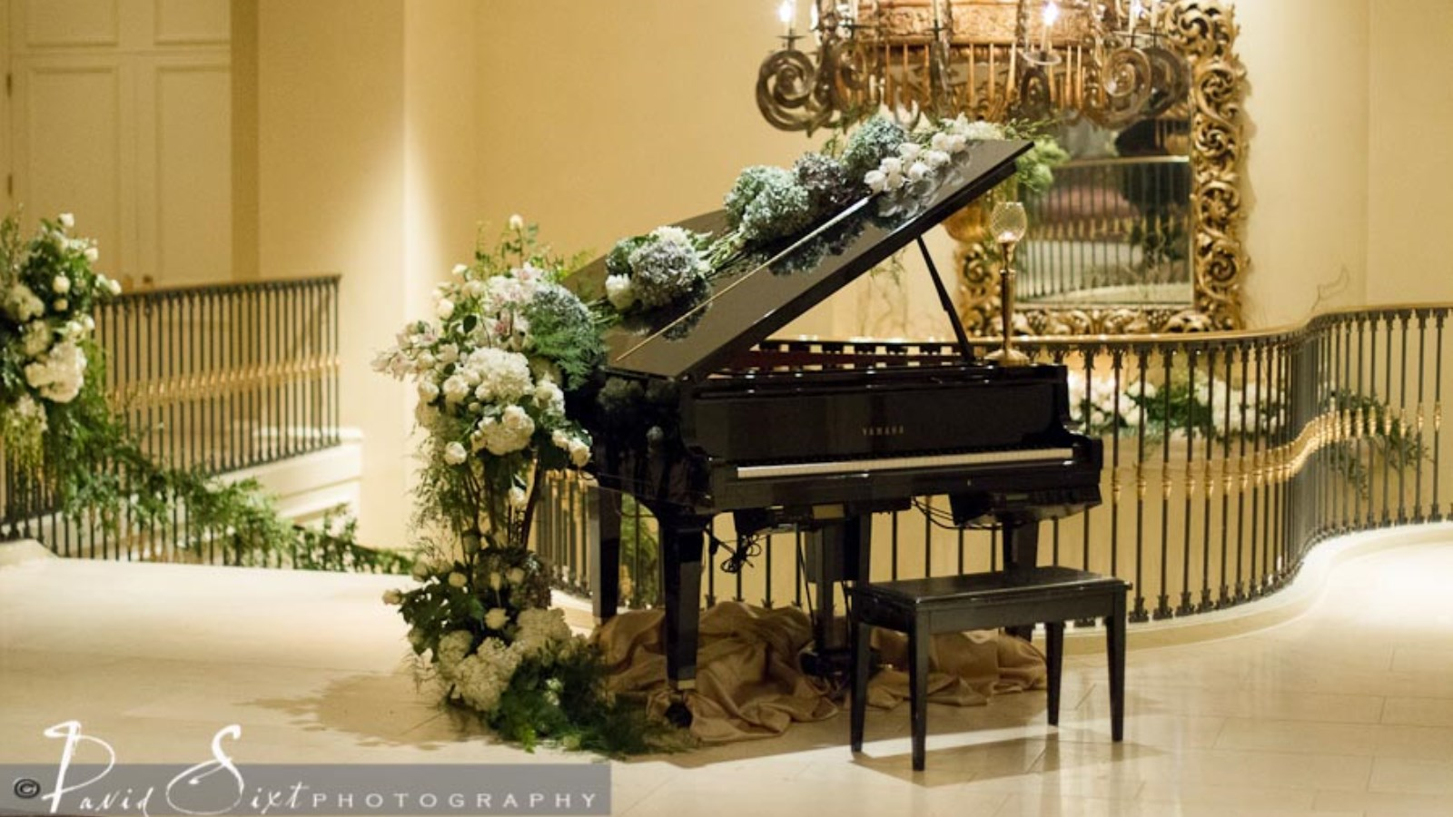 San Antonio Wedding Venues - Piano
