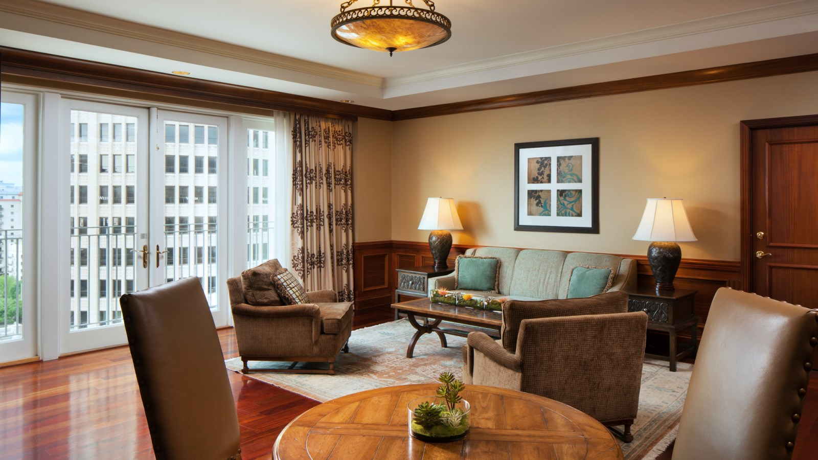 San Antonio Accommodations - The Westin Riverwalk San Antonio Hotel