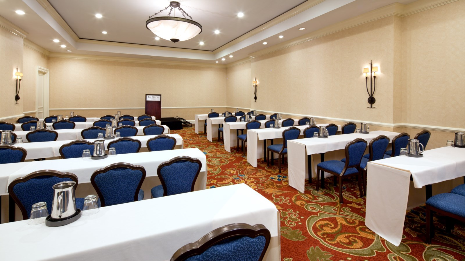 San Antonio Meeting Room - Encino Meeting Room