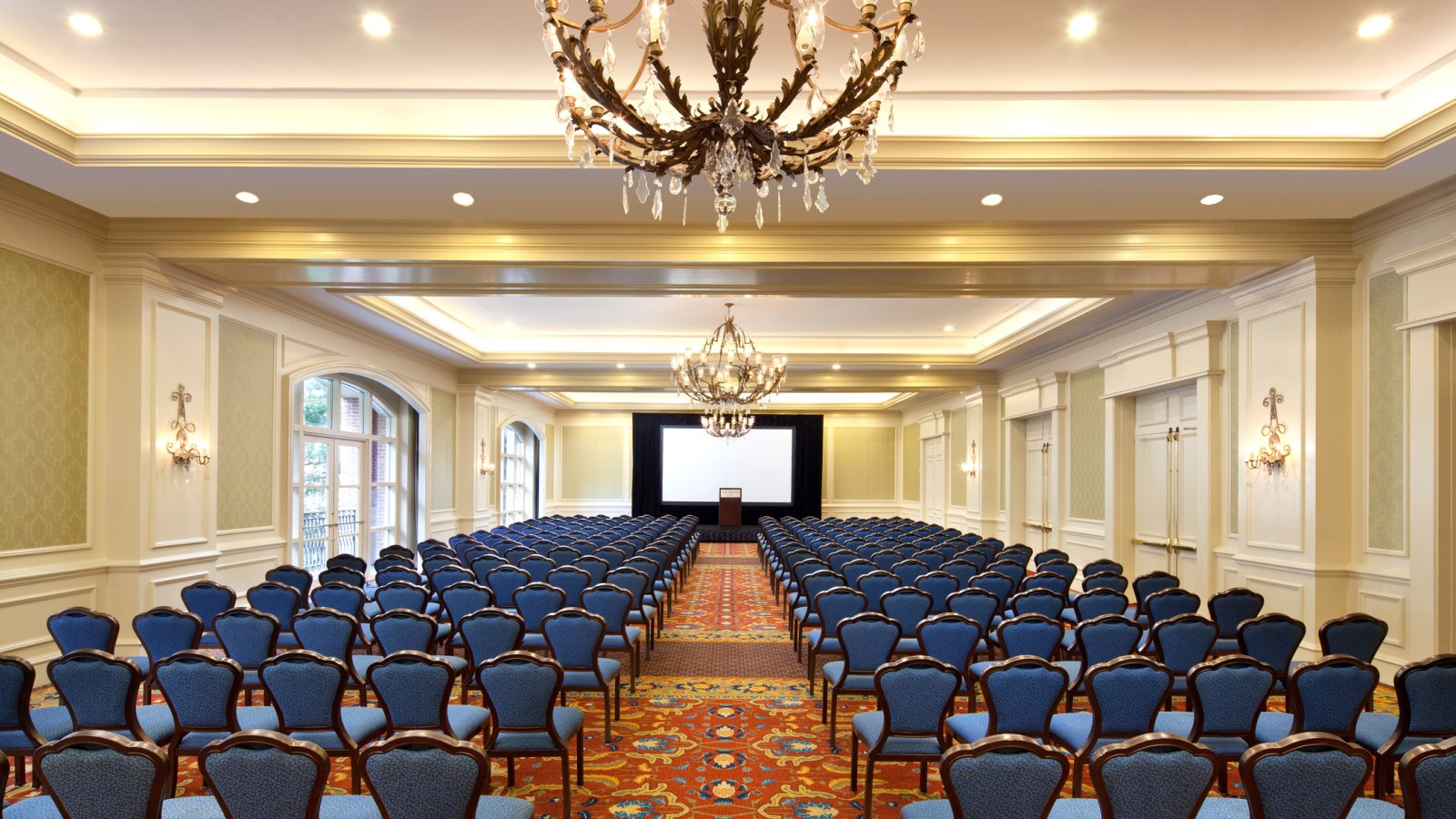 San Antonio Meeting Room - Hidalgo Ballroom