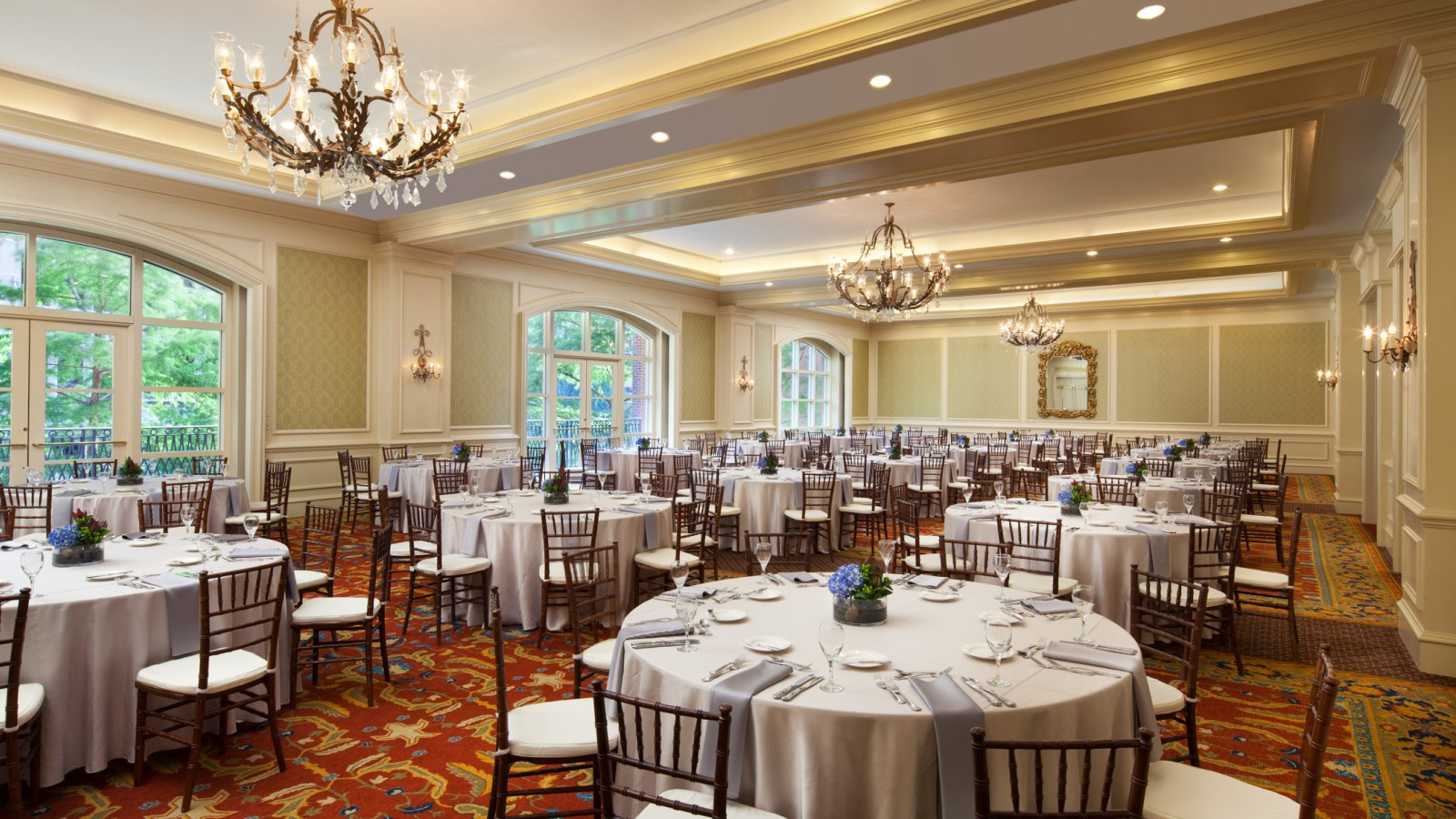 San Antonio Wedding Venues - Ballroom Reception